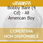 ALL AMERICAN BOY cd musicale di BARE BOBBY