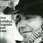 LULLABYS, LEGENDS & LIES cd musicale di BARE BOBBY