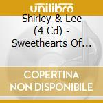 SWEETHEARTS OF THE BLUES cd musicale di SHIRLEY & LEE