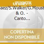 CANTO MORRICONE VOL.2 cd musicale di BAEZ / WALKER
