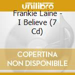 I BELIEVE cd musicale di AVALON FRANKIE