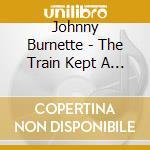 COMPLETE RECORDING 1955-64 cd musicale di BURNETTE JOHNNY