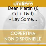 LAY SOME HAPPINESS ON ME cd musicale di MARTIN DEAN