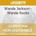 WANDA ROCKS cd musicale di JACKSON WANDA