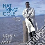 LOVE COMP.CAPITOL RECORDS  (BOX 11 CD) cd musicale di NAT KING COLE