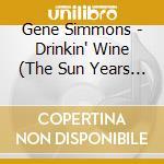 DRINKIN' WINE cd musicale di SIMMONS  GENE
