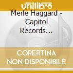 CAPITOL REC. 1968-1976 cd musicale di HAGGARD MERLE