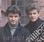 CHAINED TO A MEMORY  (8 CD + 1 DVD) cd musicale di EVERLY BROTHERS