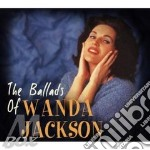 THE BALLADS OF.. cd musicale di JACKSON WENDY