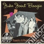 Country & Rockabilly - Juke Joint Boogie 33 Ed. cd musicale di ARTISTI VARI