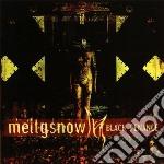 Black penance cd musicale di MELTGSNOW