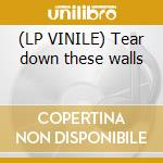 (LP VINILE) Tear down these walls lp vinile di Billy Ocean