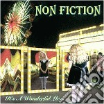 Non-fiction - It's A Wonderful Lie cd musicale