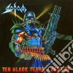TEN BLACK YEARS                           cd musicale di SODOM
