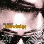 Knowledge cd musicale di M.beat