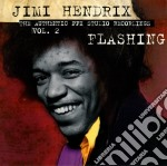 Flashing cd musicale di Jimi Hendrix