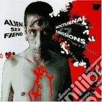 Alien Sex Fiend - Nocturnal cd musicale di Alien sex fiend
