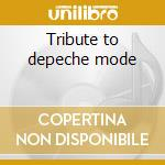 Tribute to depeche mode cd musicale