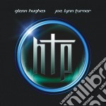 HUGHES TURNER PROJECT cd musicale di HTP
