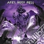 THE WIZARD                                cd musicale di AXEL RUDI PELL