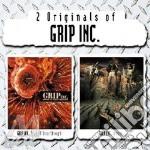 POWER OF INNER STRENGHT/NEMESIS           cd musicale di Inc. Grip