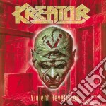 Kreator - Violent Revolution cd musicale di KREATOR