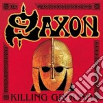 Saxon - Killing Ground cd musicale di SAXON