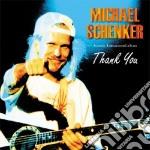 Michael Schenker - Thank You cd musicale di Michael Schenker