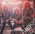 SENTENCE OF DEATH                         cd musicale di DESTRUCTION