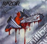 Razor - Violent Restitution cd musicale di Razor