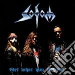 Sodom - Get What You Deserve cd musicale di SODOM