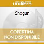 Shogun cd musicale