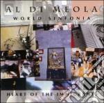WORLD SINFONIA cd musicale di Al di meola