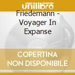 Voyager in expanse cd musicale di Artisti Vari