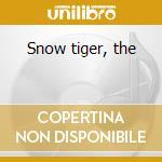 Snow tiger, the cd musicale di Larry Conklin