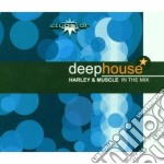 HARLEY & MUSCLE in the mix cd musicale di DEEP HOUSE