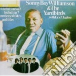 Sonny Boy Williamson & Yardbirds - Live In London 1963 +7 Bt cd musicale di Williamson sonny boy