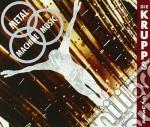 Die Krupps - Metal Machine Music cd musicale di Krupps Die
