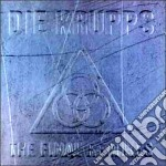 Die Krupps - The Final Remixes cd musicale di Krupps Die