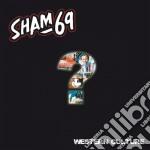 WESTERN CULTURE cd musicale di SHAM 69