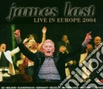Live in europe 2004 cd musicale di James Last