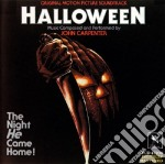 Halloween cd musicale di John Carpenter