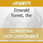 Emerald forest, the cd musicale di Junior Homrich