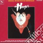 Michael Rubini - The Hunger cd musicale di O.S.T.