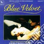 Blue Velvet - Velluto Blu cd musicale di O.S.T.