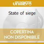 State of siege cd musicale di Mikis Theodorakis