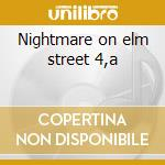 Nightmare on elm street 4,a cd musicale di Craig Safan