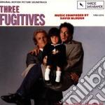 Three Fugitives cd musicale di David Mchugh