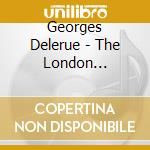 London sessions i cd musicale di Georges Delerue