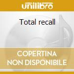Total recall cd musicale di Jerry Goldsmith